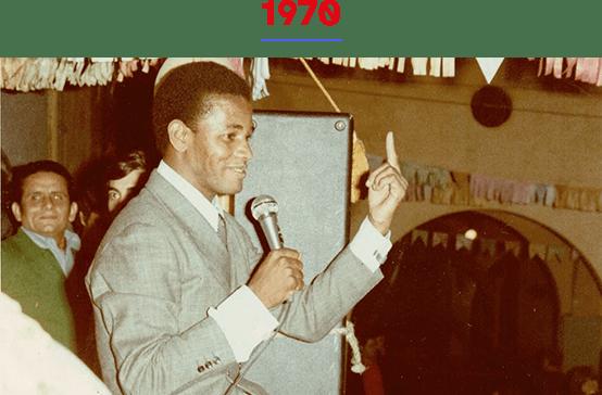 Roberto Carlos, Erasmo Carlos, Jair Rodrigues e outros cantores participavam de shows beneficentes realizados por Luiz Aguiar, na época, da Rádio Tupi, em prol do IPC.